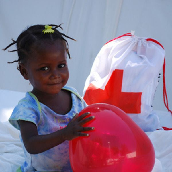 Schweizerisches Rotes Kreuz – Hilfe, wo sie am nötigsten ist Bild