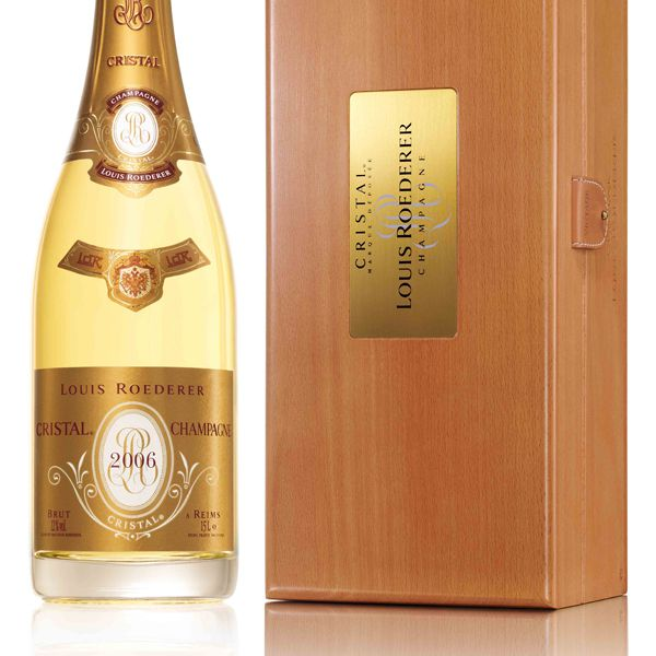 Champagne Louis Roederer Cristal MagnumImmagine