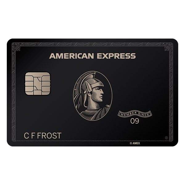 American Express Centurion CardBild