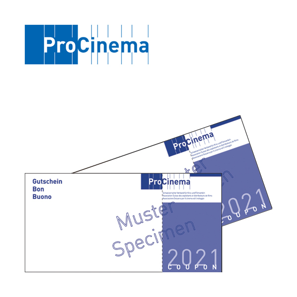 ProCinema - 2 KinogutscheineBild
