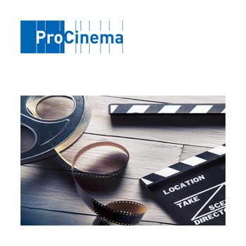 ProCinema - 2 cinema vouchers