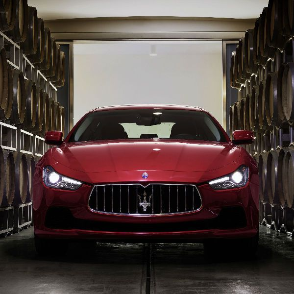 Maserati Ghibli S Q4 Image
