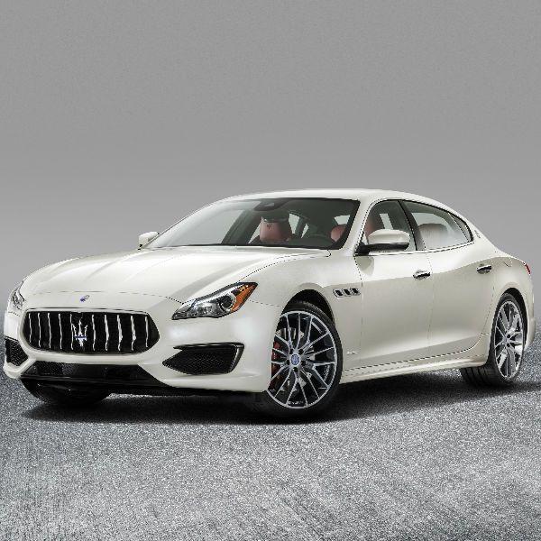 Maserati Quattroporte S Q4 Bild