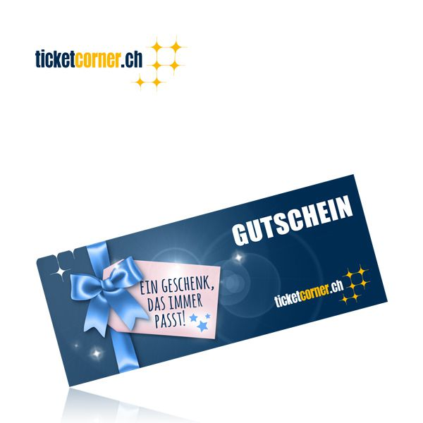 Ticketcorner Geschenkkarte Bild