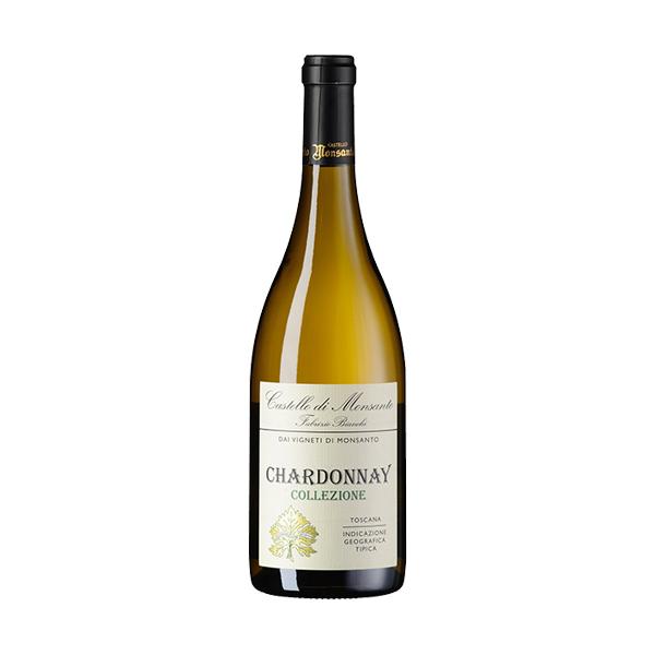 Chardonnay 2016 IGT Castello di Monsanto - weiss Bild