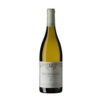 Chardonnay Bourgogne 2017 Domaine Michel Bouzereau - weiss