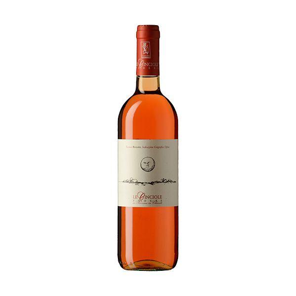 Rosato Bio IGT 2017 Podere Le Cinciole - rosé Bild