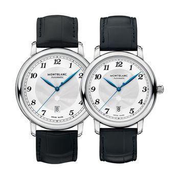 Montblanc STAR LEGACY Automatic Date Armbanduhr