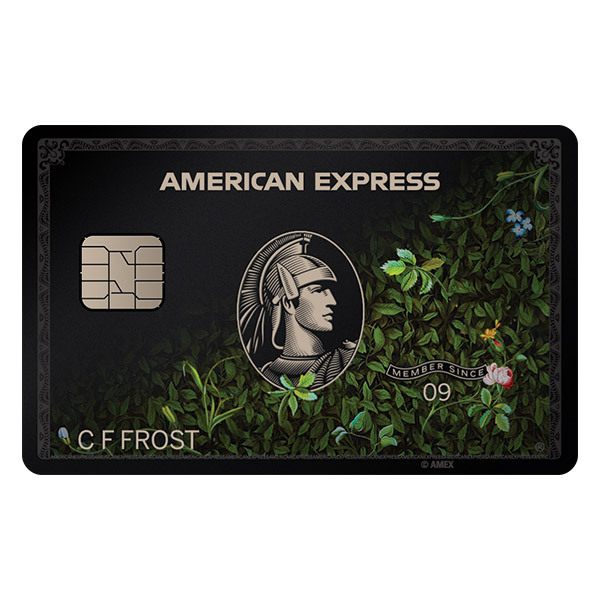 American Express Centurion Card (50%)Immagine