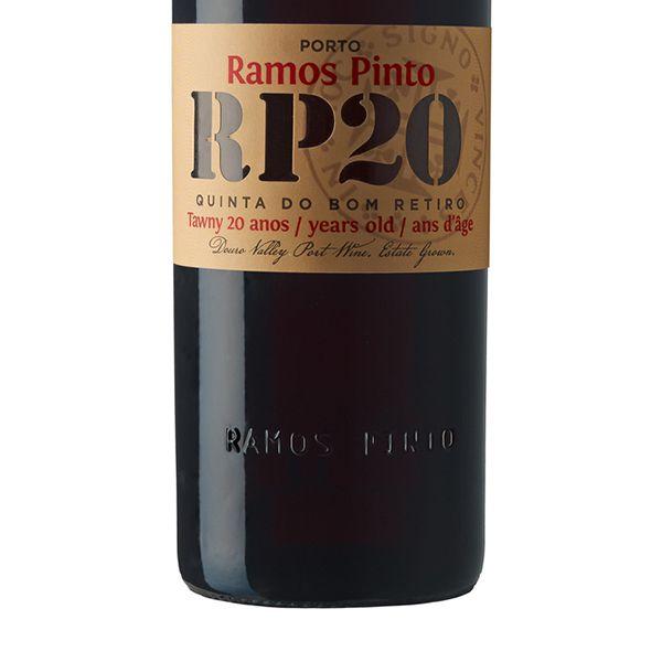 Ramos Pinto Porto Quinto da Bom Retiro 20 JahreBild