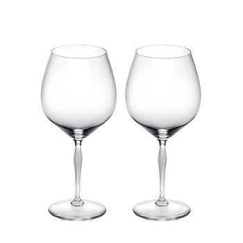 Lalique 100 POINTS Burgunderglas 2er Set