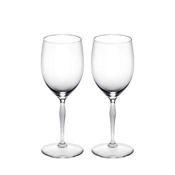 Lalique 100 POINTS Wasserglas 2er Set