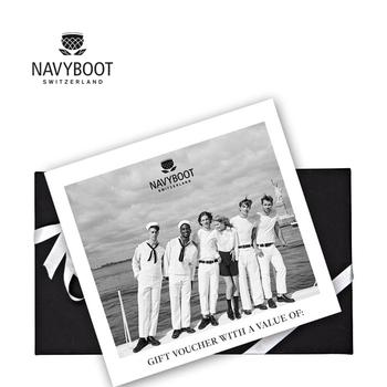 Navyboot Geschenkgutschein