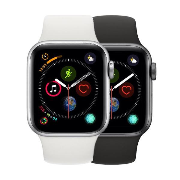 Apple Watch Series 4 GPS in Aluminum 44mm Image