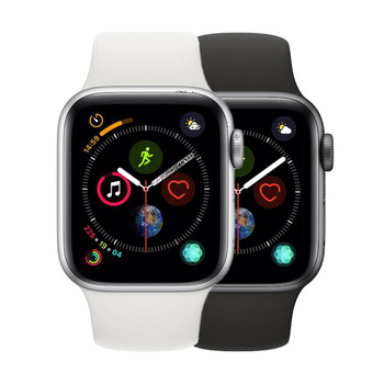 Apple Watch Series 4 GPS in Aluminum 44mm