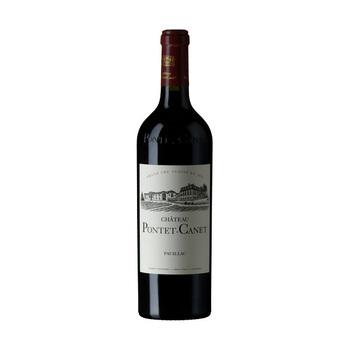 Château Pontet-Canet 5e Grand Cru Classé 2012 - red