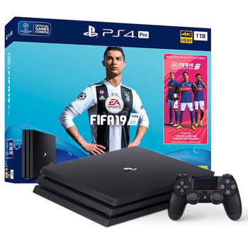 Sony PlayStation®4 Pro Bundle (1TB)