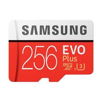 Samsung EVO Plus microSDXC Speicherkarte - 256GB
