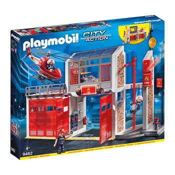 Playmobil® Great Fire Station