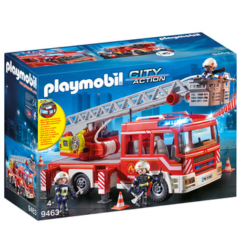 Playmobil® Fire Department Ladder Vehicle