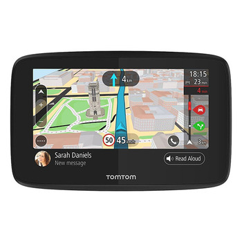 TomTom GO 520 GPS Navigation Device with Wi-Fi