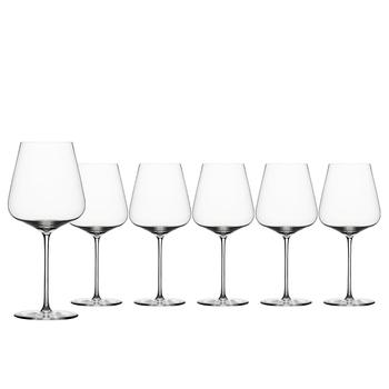 Zalto DENK`ART Rotweinglas 6er Set