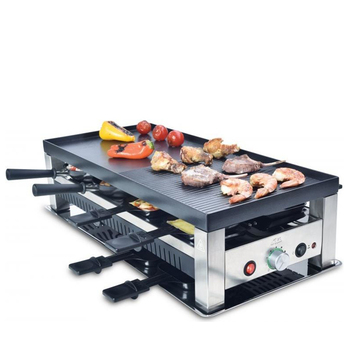 Solis 5-in-1 Table Grill for 8 Persons