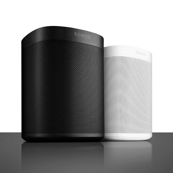 Sonos ONE Smart WLAN-Lautsprecher Bild