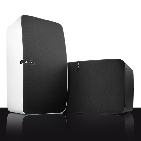 Sonos PLAY:5 Wireless Hi-Fi Speaker Image