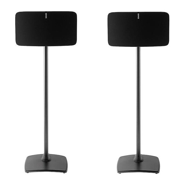 Sonos PLAY:5 Speaker Set with Floor Stand Image