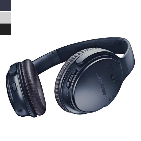 Bose QuietComfort 35 II Wireless Over-Ear Headphones Image