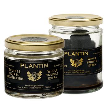 Plantin Ganze Schwarze Wintertrüffel Extra