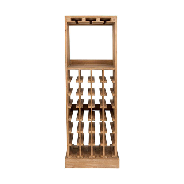 Dutchbone CLAUDE Regal für Weinflaschen und Weingläser Bild