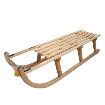 Davoser Holzschlitten 110cm