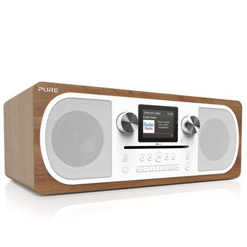 PURE Evoke C-F6 Musikanlage mit Internetradio + Bluetooth®