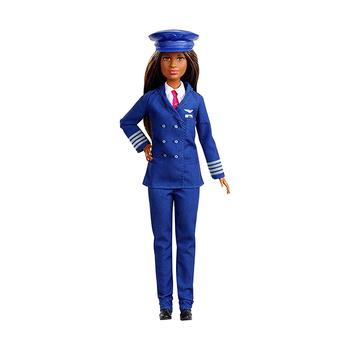 Barbie Puppe − Pilotin