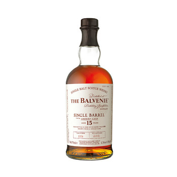The Balvenie Single Malt Scotch Whisky − Sherry Cask 15 Jahre