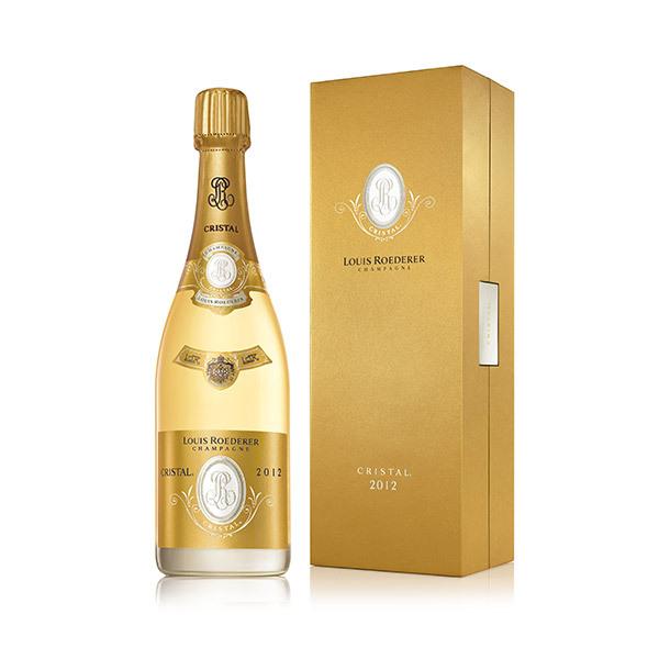 Champagne Louis Roederer Cristal 2012Bild