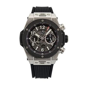 Hublot BIG BANG Unico Titanium Ceramic Herren-Chronograph