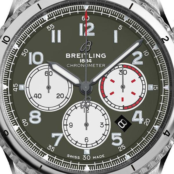 Breitling CURTISS WARHAWK Aviator 8 B01 Herren-ChronographImage