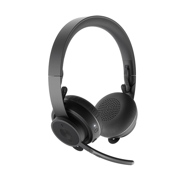 Logitech ZONE WIRELESS PLUS Bluetooth-Headset Bild
