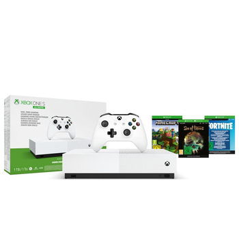 Microsoft Xbox One S 1TB – All Digital