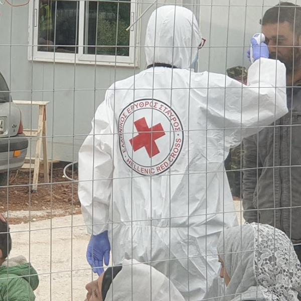 Coronavirus – Das Rote Kreuz hilft in der Schweiz und international Immagine