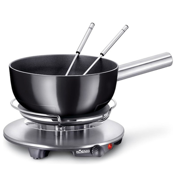 Koenig All-in-One Fondue-Set