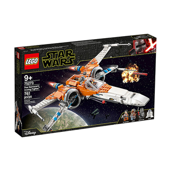 Lego STAR WARS Poe Damerons X-Wing Starfighter