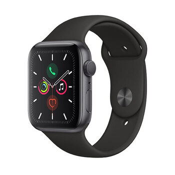 Apple Watch Series 5 GPS+Cellular in Aluminium