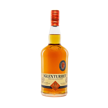 The Glenturret Whisky − 10 Jahre