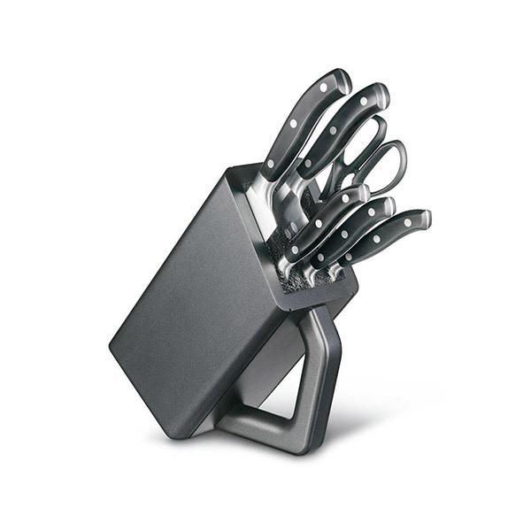 Victorinox Messerblock mit 5 Messer + SchereBild