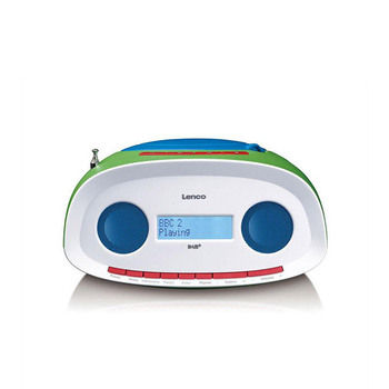 Lenco SCD-70 Kinderradio mit CD + USB