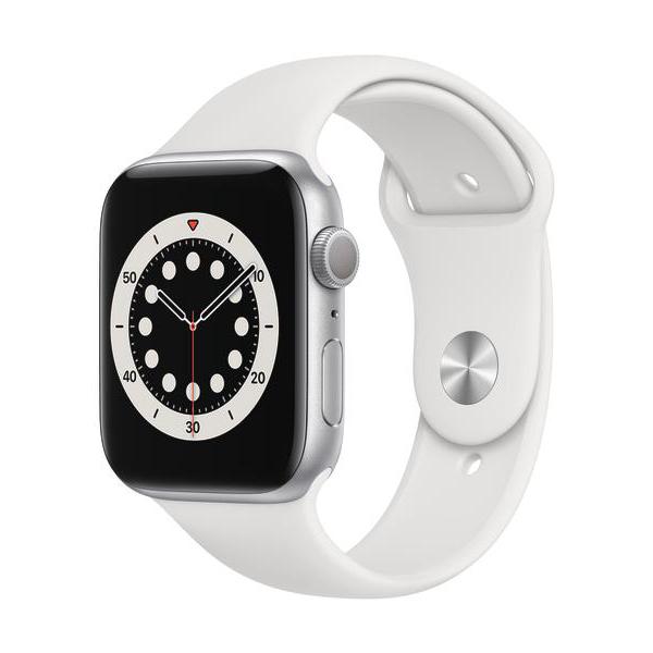 Apple Watch Series 6 GPS Aluminium – 40mm, SportarmbandImmagine